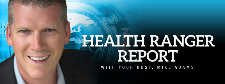 Mike Adams, the Health Ranger, returns to talk radio via The Health Ranger Report