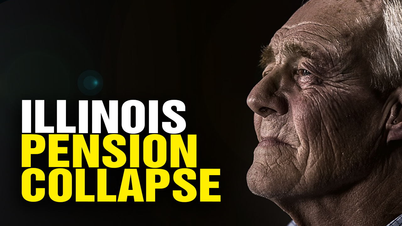 Illinois Pension Collapse? We Warned Everybody Years Ago (Video)